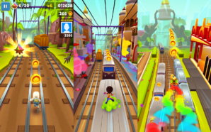 App do Dia – Subway Surfers