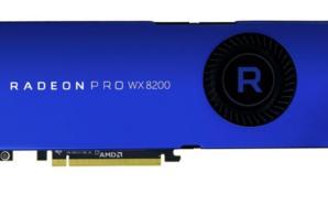 AMD apresenta a Radeon Pro WX 8200 na SIGGRAPH 2018