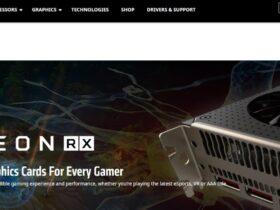 AMD Radeon RX Graphics