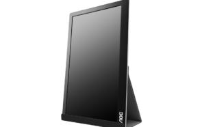 AOC lança um monitor portátil USB-C