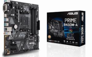 Asus Prime B450
