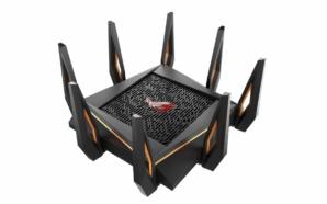 Asus anuncia novos routers 802.11ax