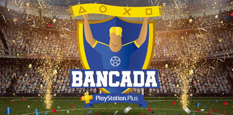 Bancada PlayStation Plus