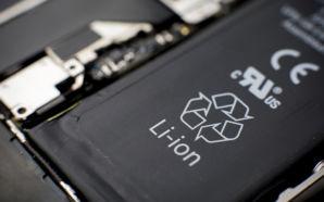 Bateria de iões de lítio