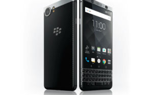 BlackBerry KEYone actualizado para o Android Oreo