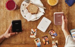 Canon apresenta nova impressora fotográfica portátil
