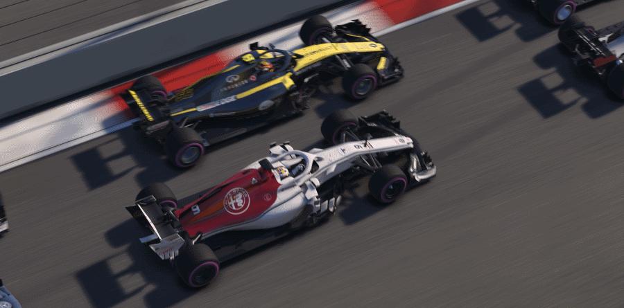 Codemasters Valve F1 2018