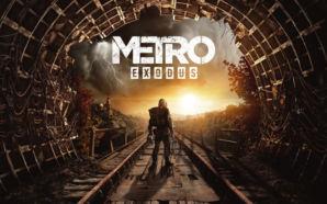 Deep Silver 4A Games Metro Exodus