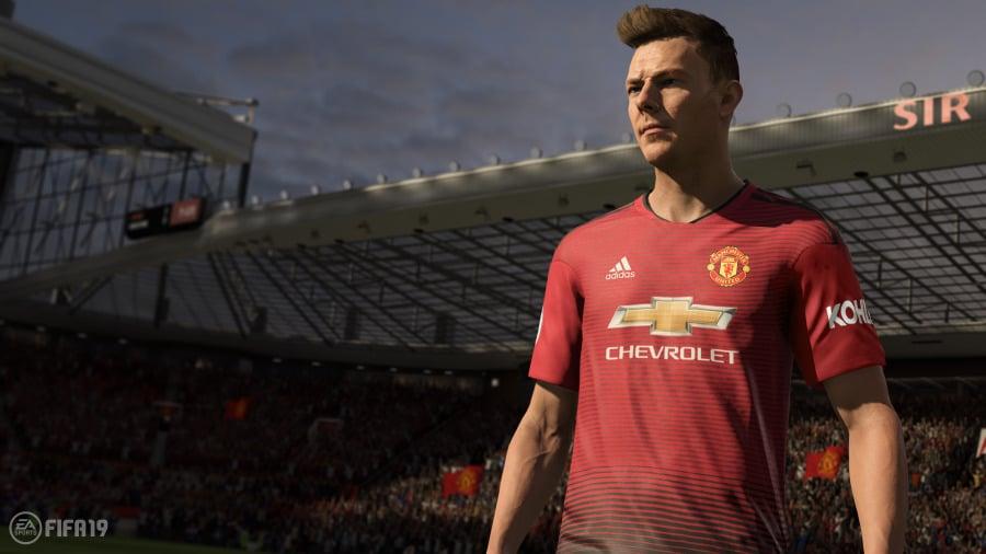 Electronic Arts FIFA19