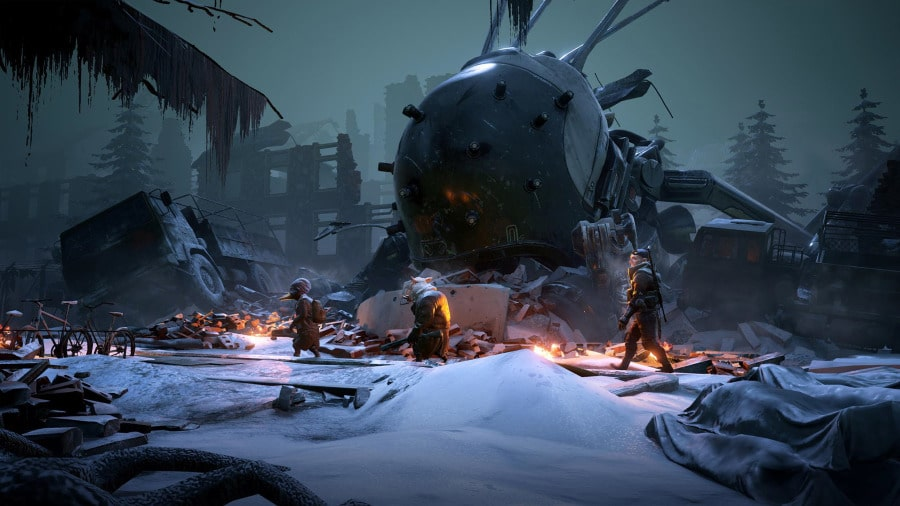 Funcom Mutant Year Zero Road to Eden