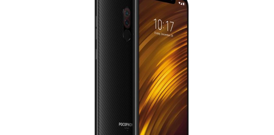 GSMArena Xiaomi Pocophone F1