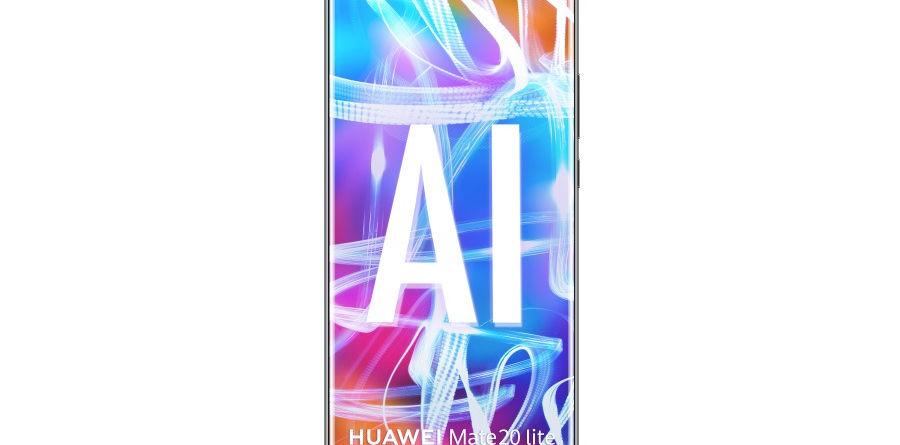 Huawei Mate 20 lite 1