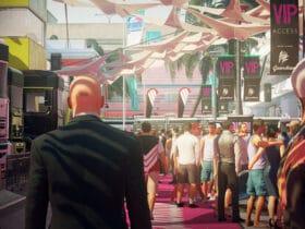 IO Interactive Warner Bros HITMAN 2