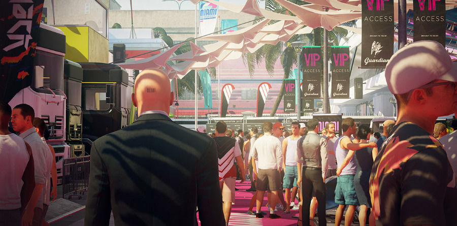 IO Interactive Warner Bros HITMAN 2