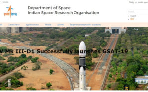 Lançamento da Chandrayaan-2 adiado para 2019