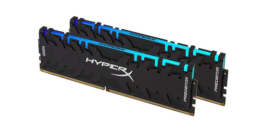Kingston HyperX Predator DDR4 RGB