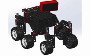 Já pode construir um robô semelhante ao Curiosity