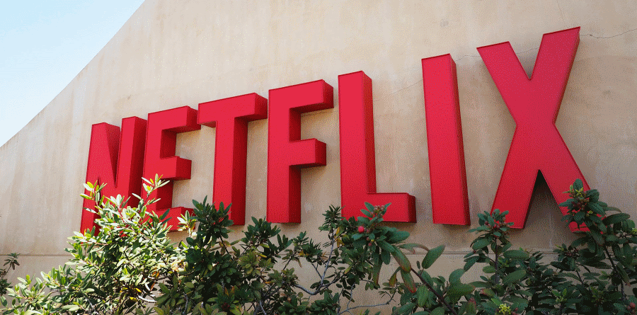 Netflix Wall New