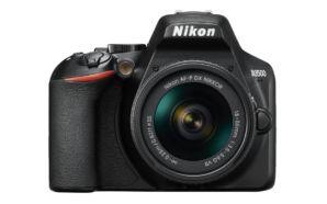 Nikon anuncia a DSLR D3500