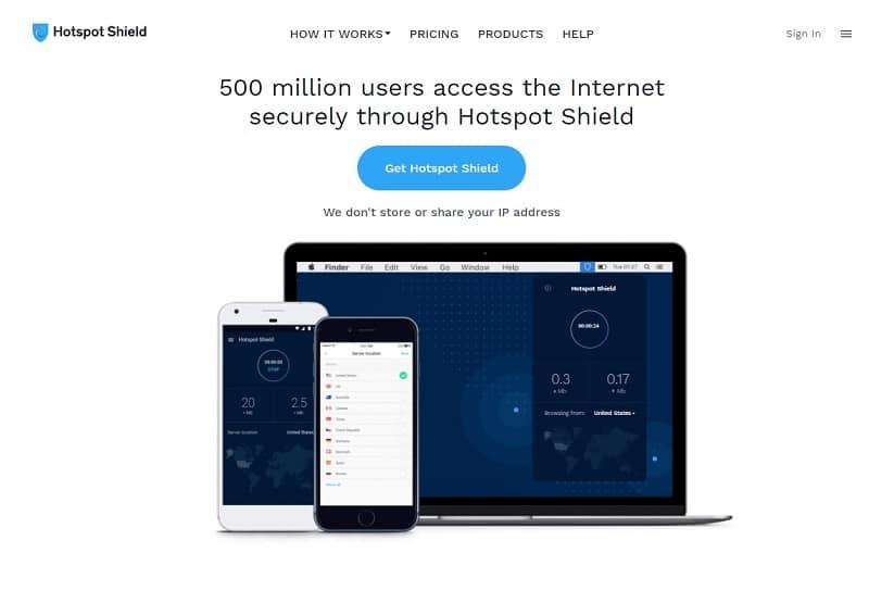Segurança - Experimente uma VPN