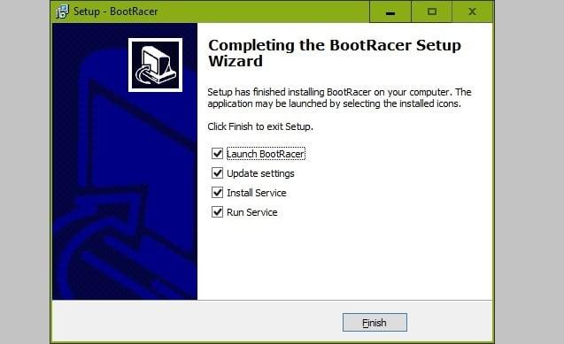 Tornar a inicialização mais rápida