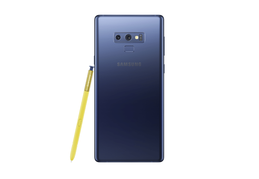 Samsung Galaxy Note 9 Back
