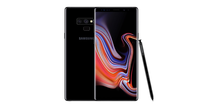 Samsung Galaxy Note 9 New