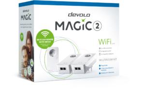 Devolo Magic combina Mesh-WiFi com Powerline para velocidades até 2400…