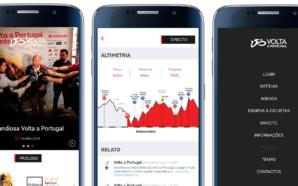 App do Dia – 80ª Volta a Portugal Santander