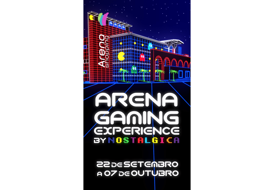 Arena Gaming Experience by Nostalgica
