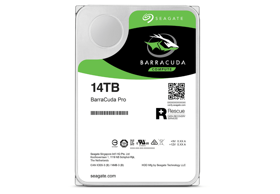 Business Wire Seagate BarraCuda Pro