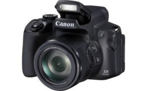 Canon PowerShot SX70 HS inclui objectiva fixa com zoom de…