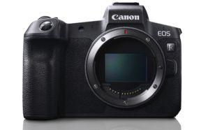 Canon revela EOS R em Londres
