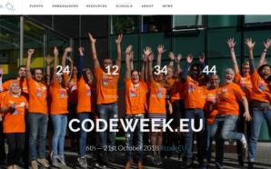 Europe Code Week New