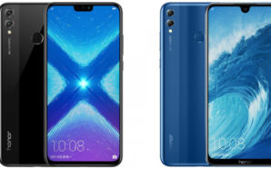 GSMArena Honor 8X 8X Max