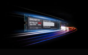 Gigabyte lança novo SSD M.2