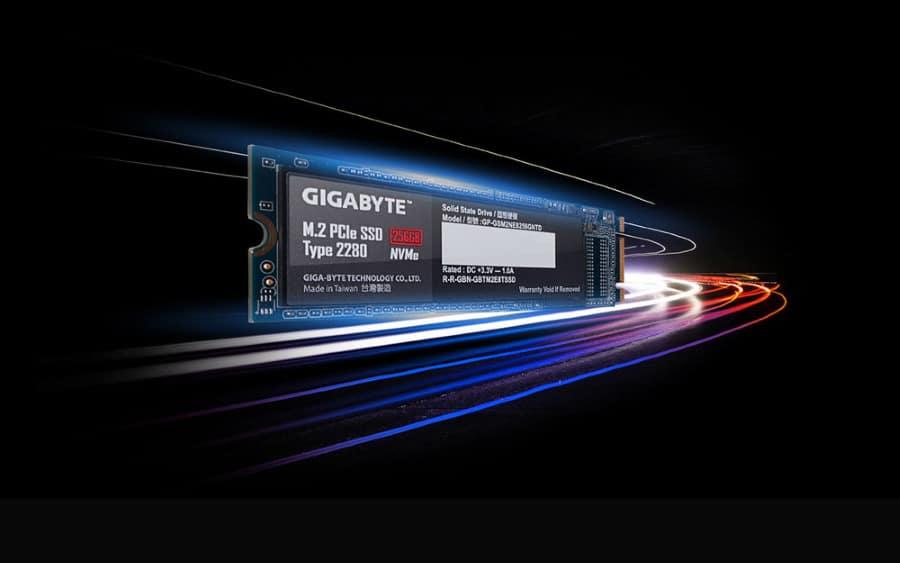 Gigabyte SSD New
