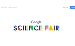 Google Science Fair abre inscrições para a edição 2018-2019