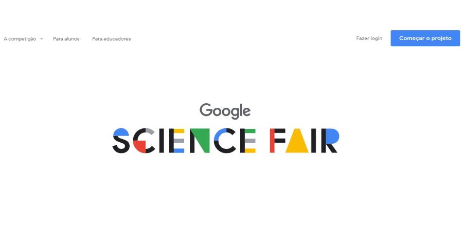 Google Science Fair New