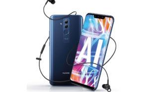 Huawei oferece auriculares na encomenda do Mate 20 lite