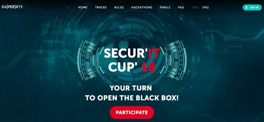 Kaspersky Lab Secur'IT Cup