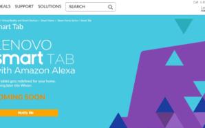 Lenovo junta-se à Amazon e integra o Alexa nos novos…