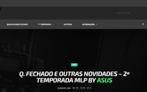 Master League Portugal CSGO by Asus