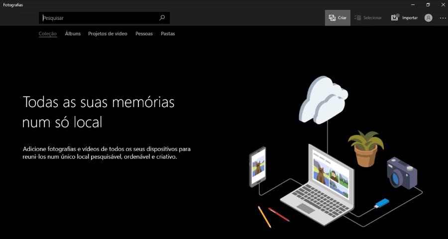 Microsoft Fotografias