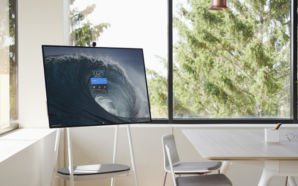 Sucessor do Surface Hub da Microsoft chega no segundo trimestre…
