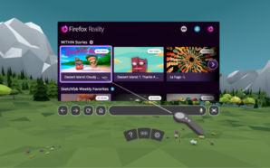 Mozilla aposta na realidade virtual