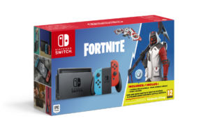 Bundle Nintendo Switch Fortnite chega a Portugal no dia 5…