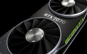 Nvidia GeForce RTX 2070 disponível a partir de 17 de…