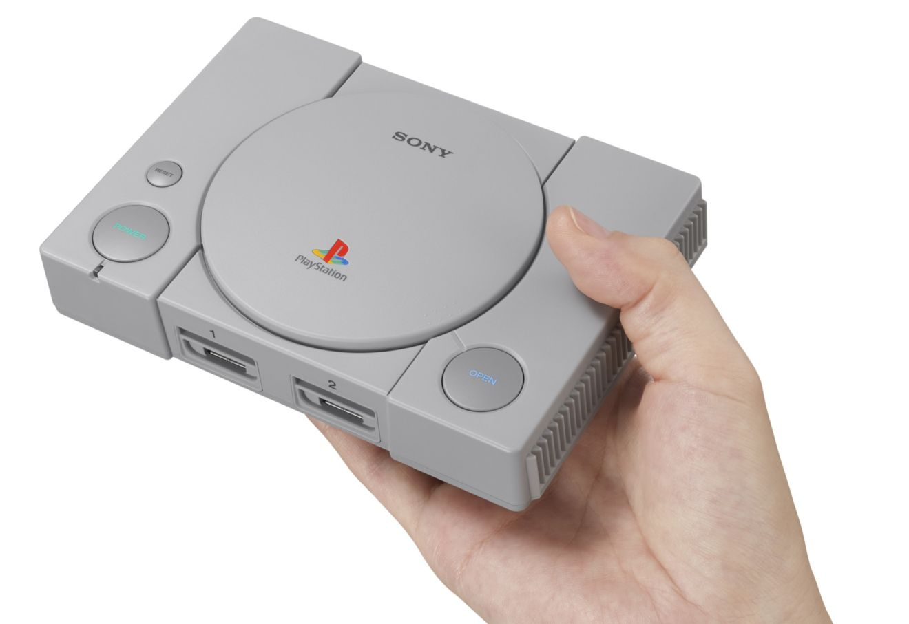 Sony vai lançar Playstation Classic