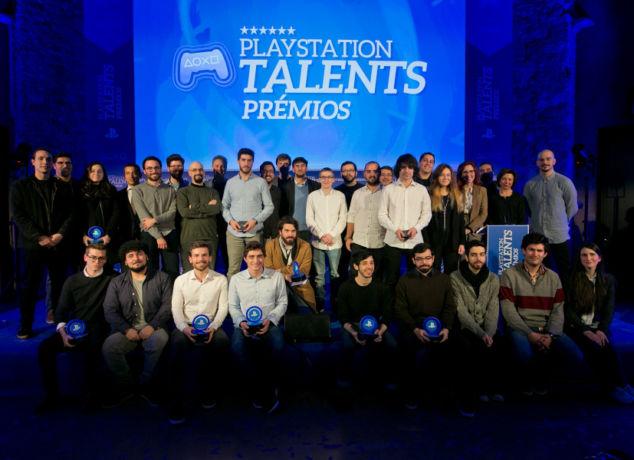 Premiados Prémios PlayStation 2017
